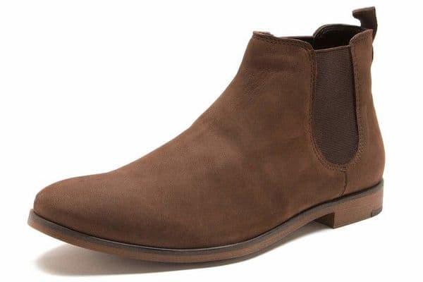 Red Tape - Braxted Brown Chelsea Boots